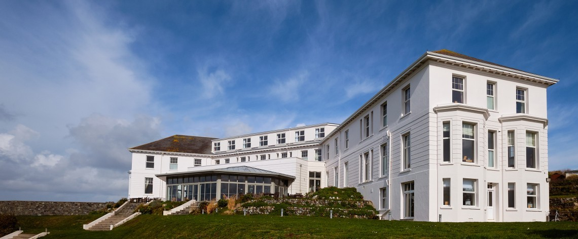 Business meetings and conferences at our hotel by the sea in Cornwall.