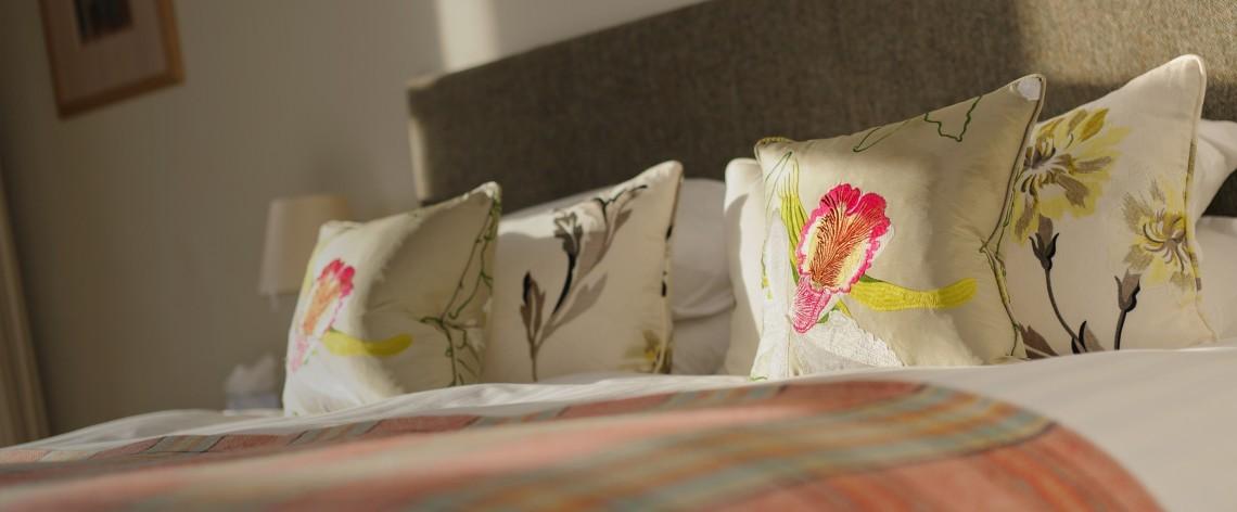 Luxury accommodation in Cornwall at Polurrian Bay Hotel